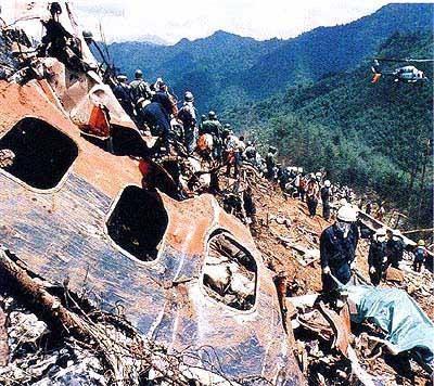 日航ジャンボ機墜落から35年を想う 前編
