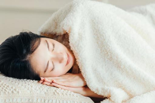眠りが浅い人について
